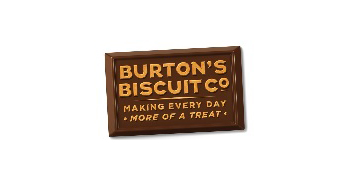 Burtons Biscuits Company. logo