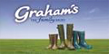 Graham's The Family Dairy logo