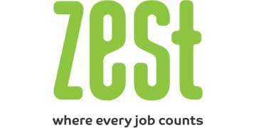 Zest Recruitment logo