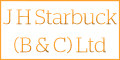 View all J H Starbuck (B & C) Ltd jobs