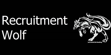Recruitment Wolf logo