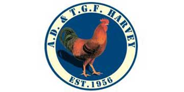 A.D & T.G.F Harvey Poultry Processors logo
