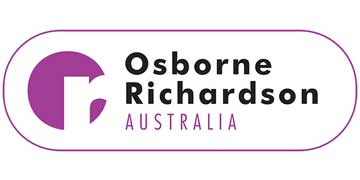 Osborne Richardson PTY  Ltd  Australia logo