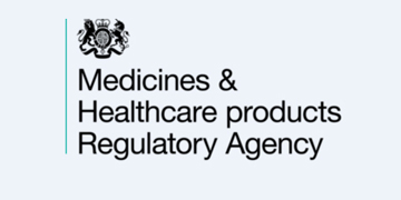 Medicines & Healthcare Products Regulatory Agency logo